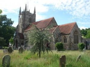 St Mary's Church, Hailsham Church